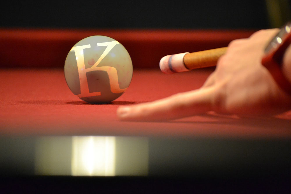 Kaleafa Social Club pool tournament